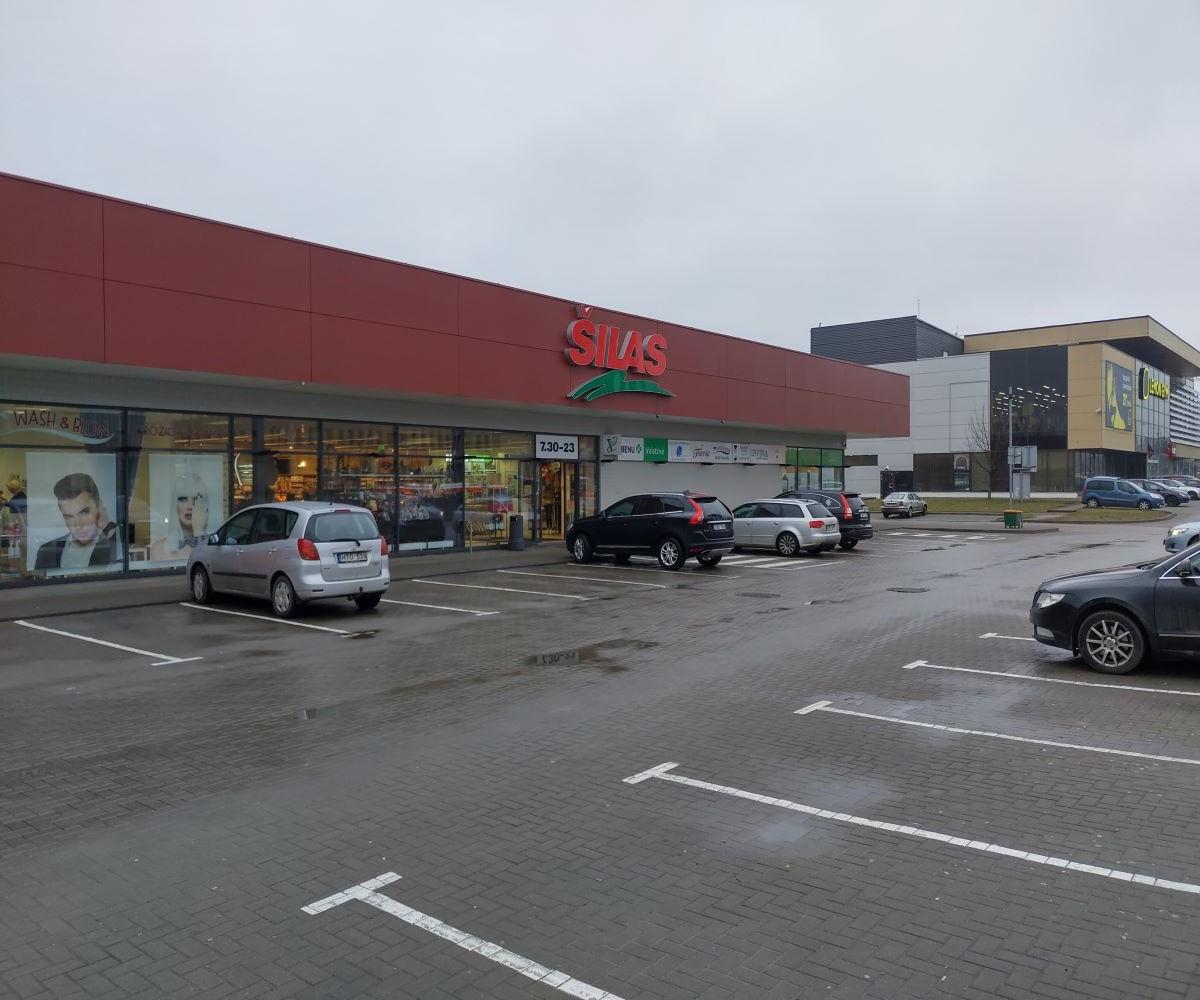 Prekybinio ploto nuoma Baltų pr. 18, Kaunas11