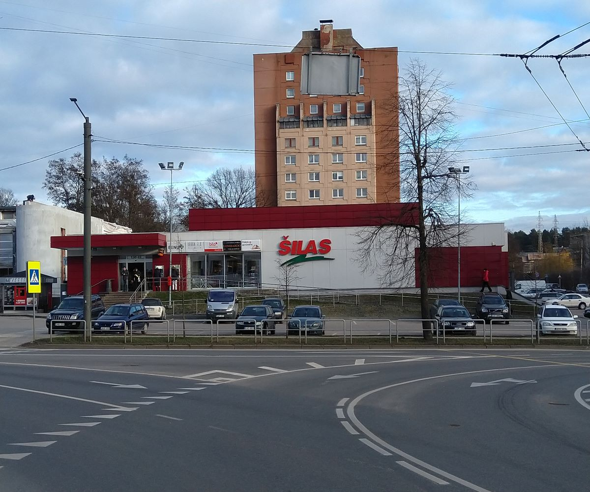 Prekybinio ploto nuoma M. Gimbutienės g. 3, Kaunas11