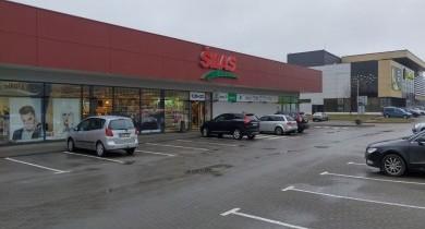 Prekybinio ploto nuoma Baltų pr. 18, Kaunas