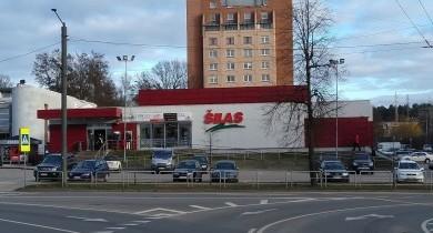 Prekybinio ploto nuoma M. Gimbutienės g. 3, Kaunas