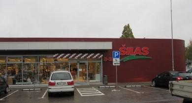 Prekybinio ploto nuoma Vandžiogalos g. 22, Kaunas